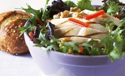 Recetas del Dr Oz: ensalada de pollo a la plancha