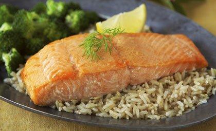 Recetas del Dr Oz: salmón