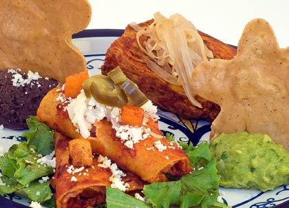receta enchiladas morelianas