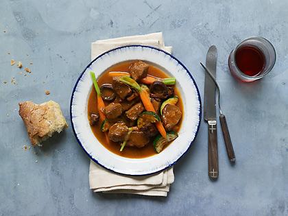 Alcalá Lamb Stew