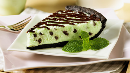 ice cream pies recipes grasshopper pie