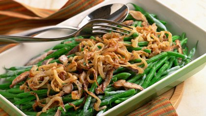 late summer early fall veggie recipes green bean casserole