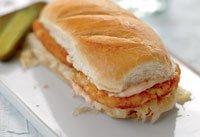 Potato Reuben Sandwich
