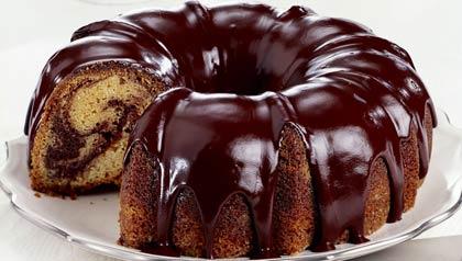 Chocolate Pistachio Bundt Cake Aarp