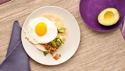 Huevos a la criolla - Receta de Denisse Oller