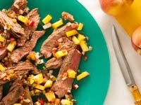 Grilled Skirt Steak - Recipe by Denisse Oller
