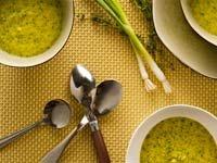 Sopa de berro - Receta de Denisse Oller