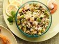 Ceviche de camarones a la mexicana - receta de Denisse Oller