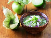 Salsa Verde - Recipe by Denisse Oller