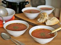 Sunday Soup - Recipe by Denisse Oller