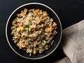 Quinoa Risotto with Pumpkin, Recipe by Denisse Oller