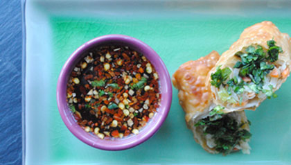 Fun Fridays: Egg Rolls
