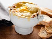 Spanish Style Onion Soup