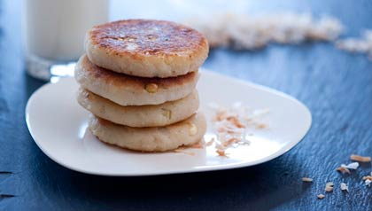 Arepas: Recipe of Denisse Oller