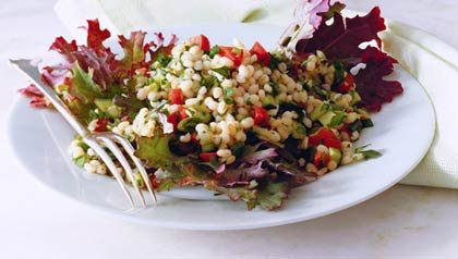 Barley Salad - Recipe of Denisse Oller