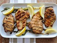 Pollo BBQ picante al estilo caribeño - Receta de Dennise Oller