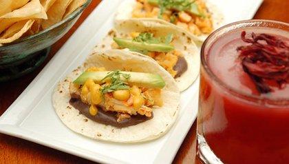 Tacos de langosta - una receta favorita de Plácido Domingo