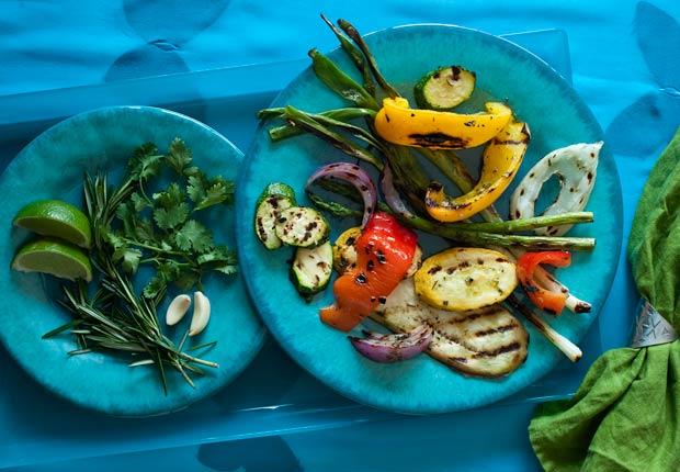 item 7 of Gallery image - Vegetales a la parrilla