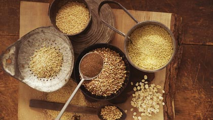 Whole Grains: 10 Recipes for a Healthier Diet