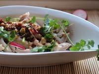 Ensalada de pollo al estilo mexicano - Receta de Dennise Oller
