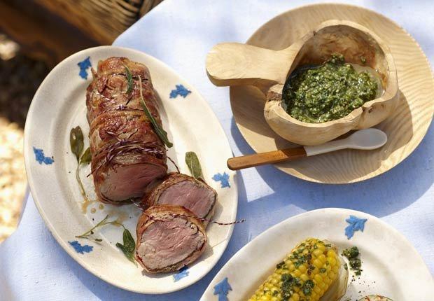 Filete de cerdo - 7 recetas saludables de cerdo
