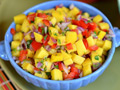 Mango Salsa - 3 Healthy Chip and Dip Recipes