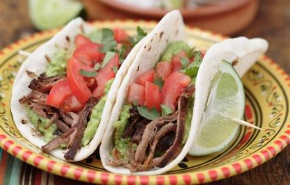 Tacos, Receta de Dennise Oller