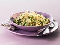 Ensalada de arroz, Receta de Dennise Oller