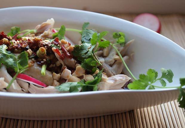 Ensalada de pollo - 10 ensaladas que le van a encantar