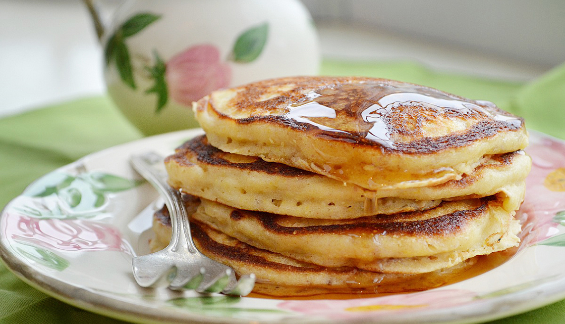 Whole Wheat Pancakes With Syrup, Low Fat Recipes For Losing Weight