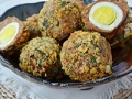 Scotch Eggs With Chicken Sausage, Recipe by Pam Anderson