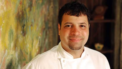Chef Anthony Lama