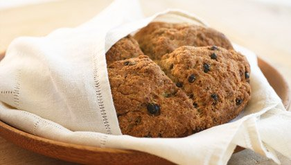 Pan de soda irlandés, 4 recetas para celebrar el Día de San Patricio