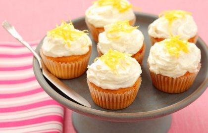 Lemon cupcakes, Easter Dessert Recipes