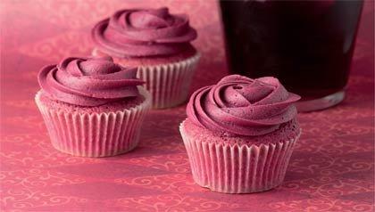 Cupcakes de sangría