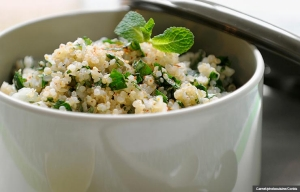 Quinoa tabbouleh, Cookstr Gluten-free Recipes