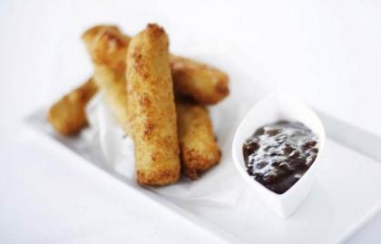 Croquetas de jamón serrano, receta del chef Michelle Bernstein
