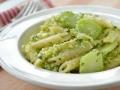 Fettuccine with Broccoli Pesto, Recipe by Pam Anderson (threemanycooks.com)