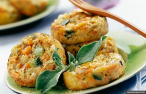 Zucchini Fritters, 10 great recipes for squash, corn and other summer produce (Viel/photocuisine/Corbis)