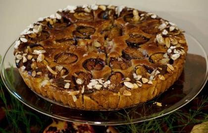 Torta de higos - Receta del Chef Gisele Pérez