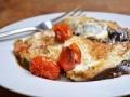 Eggplant Parmesan (threemanycooks.com)