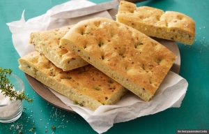 Focaccia, Cookstr recipes for delicious homemade bread (the food passionates/Corbis)
