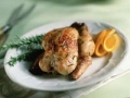Cornish Game Hen with Rosemary, A Thankfully Small Dinner (Getty Images)