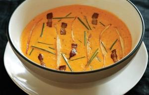 Sopa de Quinoa - Receta del Chef José Garces