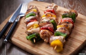 Chicken Skewered, Cookstr Chicken Breast Recipes (Getty Images)