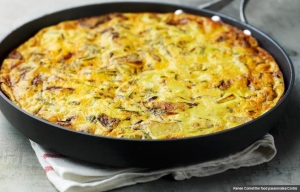 Frittata in a Skillet, Healthy Cookstr Egg Recipes (Renee Comet/the food passionates/Corbis)