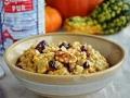 Avena con nueces y arándanos secos - Los platos que son buenos para tu piel