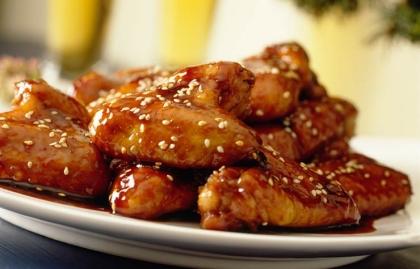 Recetas de alitas de pollo picantes