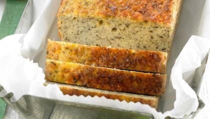 Pan dulce de quinoa, Receta de Manuel Villacorta