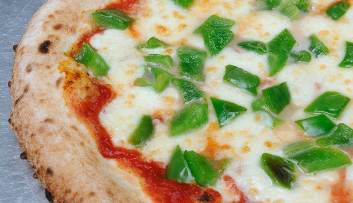Una pizza  Shamrock